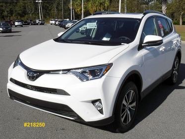 2018 Toyota RAV4 XLE Sport Utility Valdosta GA