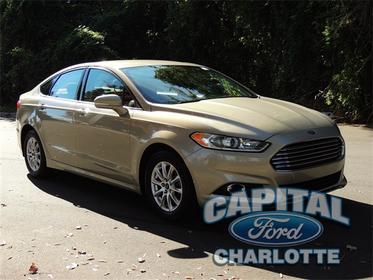 2016 Ford Fusion SE Charlotte NC