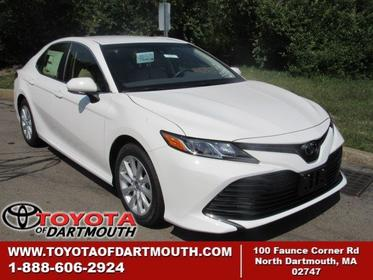 2018 Toyota Camry LE North Dartmouth MA