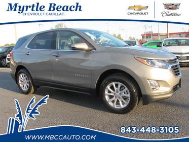 2018 Chevrolet Equinox LT LT 4dr SUV Myrtle Beach SC