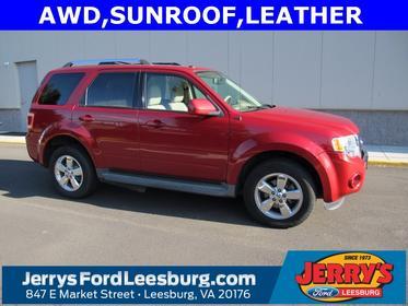 2009 Ford Escape LIMITED Leesburg VA