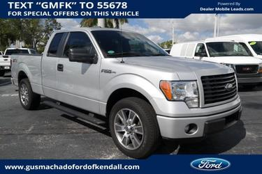 2014 Ford F-150 STX Extended Cab Pickup