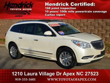 2015 Buick Enclave LEATHER Apex NC