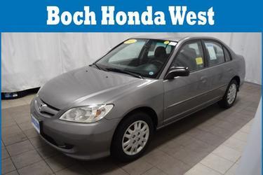 2005 Honda Civic LX AT
