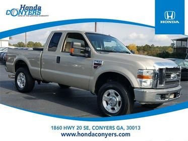 2009 Ford Super Duty F-250 SRW XLT Extended Cab Pickup Conyers GA