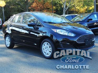 2017 Ford Fiesta S Charlotte NC