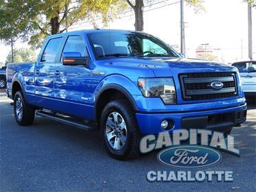 2014 Ford F-150 FX4 Charlotte NC