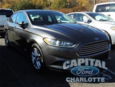 2015 Ford Fusion SE Charlotte NC