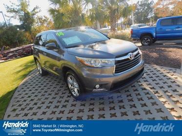 2014 Toyota Highlander LIMITED Wilmington NC