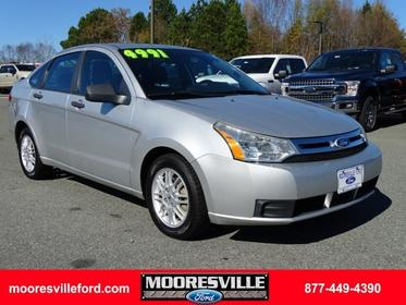 2010 Ford Focus SE Mooresville NC