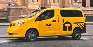 2016 Nissan NV200 Taxi Jackson Heights New York