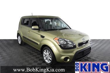 2012 Kia Soul + Hatchback Winston-Salem NC
