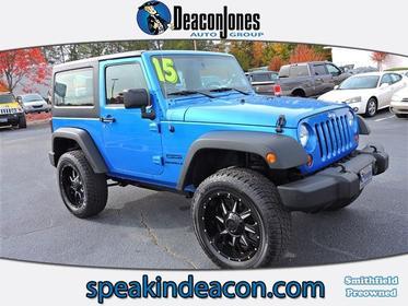 2015 Jeep Wrangler FREEDOM EDITION Convertible