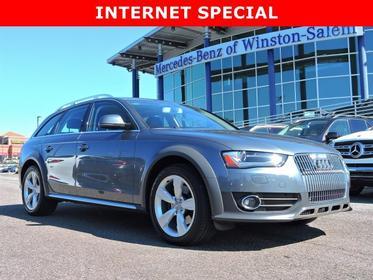 2014 Audi allroad PREMIUM PLUS Station Wagon Winston-Salem NC