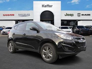 2015 Hyundai Tucson GLS Sport Utility Charlotte NC