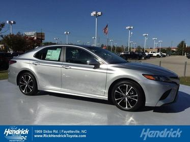 2018 Toyota Camry SE Fayetteville NC