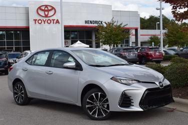2018 Toyota Corolla XSE Apex NC