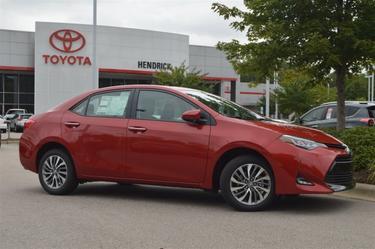 2018 Toyota Corolla XLE Apex NC