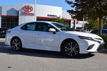 2018 Toyota Camry SE Apex NC