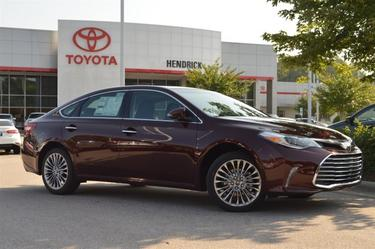2018 Toyota Avalon LIMITED Apex NC