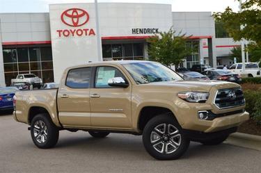 2017 Toyota Tacoma LIMITED Apex NC