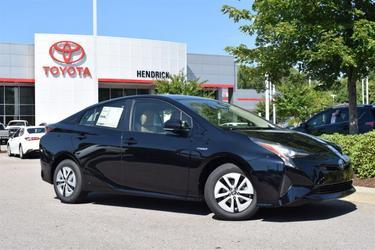2017 Toyota Prius THREE Apex NC