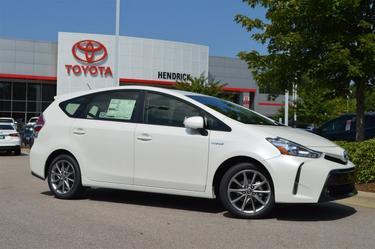 2017 Toyota Prius v FIVE Apex NC