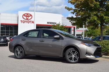 2018 Toyota Corolla LE Apex NC