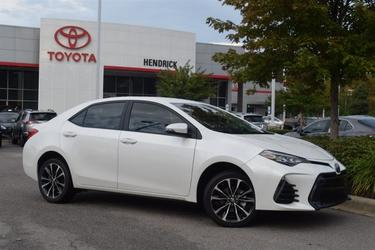 2018 Toyota Corolla SE Apex NC