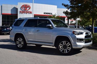 2018 Toyota 4Runner LIMITED Apex NC