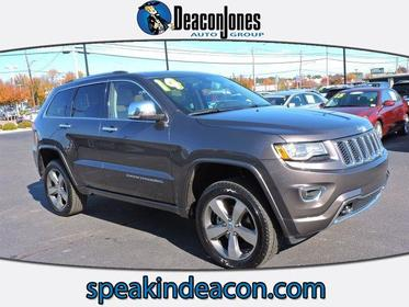 2014 Jeep Grand Cherokee 4WD 4DR OVERLAND Smithfield NC