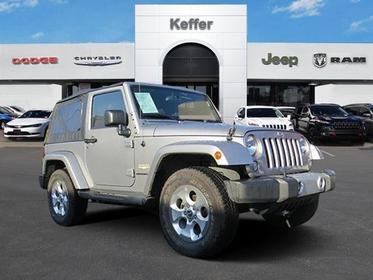 2015 Jeep Wrangler SAHARA Convertible Charlotte NC