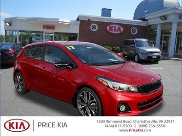 2017 Kia Forte5 SX Hatchback Charlottesville VA
