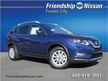2018 Nissan Rogue SV SV 4dr Crossover Forest City NC