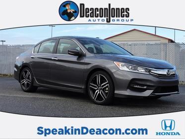 2017 Honda Accord Sedan SPORT SE Goldsboro NC