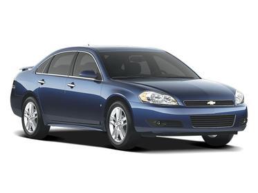 2009 Chevrolet Impala LS 4dr Car  NC