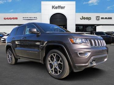 2018 Jeep Grand Cherokee STERLING EDITION Sport Utility Charlotte NC