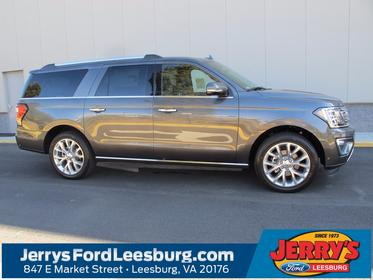 2018 Ford Expedition Max LIMITED Leesburg VA