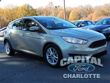 2016 Ford Focus SE Charlotte NC