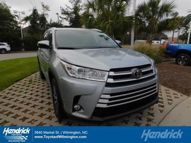 2018 Toyota Highlander XLE Wilmington NC