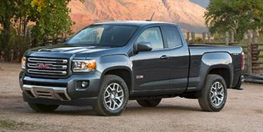 2018 GMC Canyon SLE1 Extended Cab Pickup