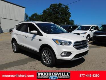 2017 Ford Escape TITANIUM Mooresville NC