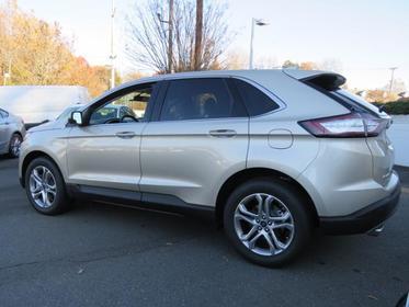 2017 Ford Edge TITANIUM Winston-Salem NC