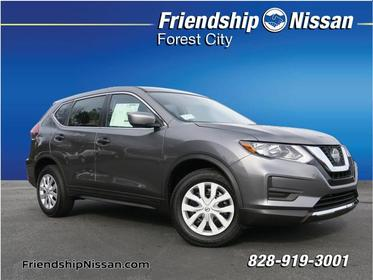 2018 Nissan Rogue S AWD S 4dr Crossover Forest City NC