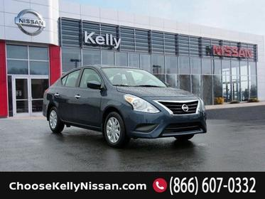 2017 Nissan Versa Sedan SV 4dr Car Easton PA