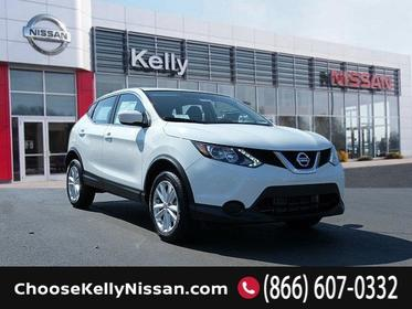 2017 Nissan Rogue Sport S Sport Utility Easton PA
