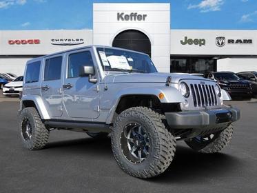2018 Jeep Wrangler JK Unlimited ALTITUDE Convertible Charlotte NC