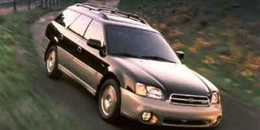 2001 Subaru Legacy Wagon OUTBACK LTD Station Wagon  NC