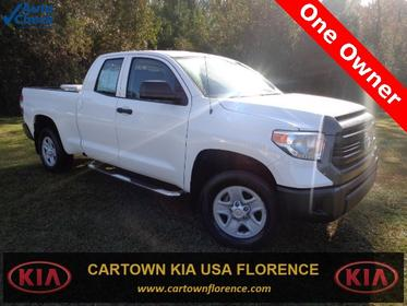 2017 Toyota Tundra 4WD SR Standard Bed Florence SC