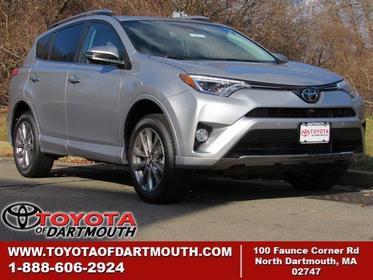 2017 Toyota RAV4 PLATINUM North Dartmouth MA